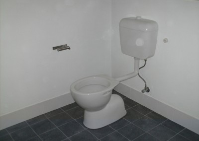 Disable WC